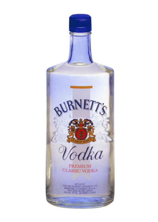 Burnetts Vodka 1 75l Liquor Barn