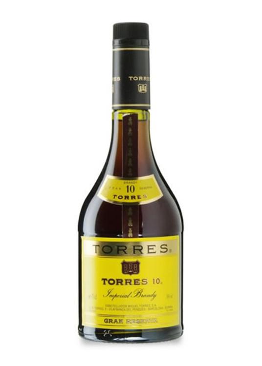 Torres Brandy 20 Year Old 750ml Liquor Barn