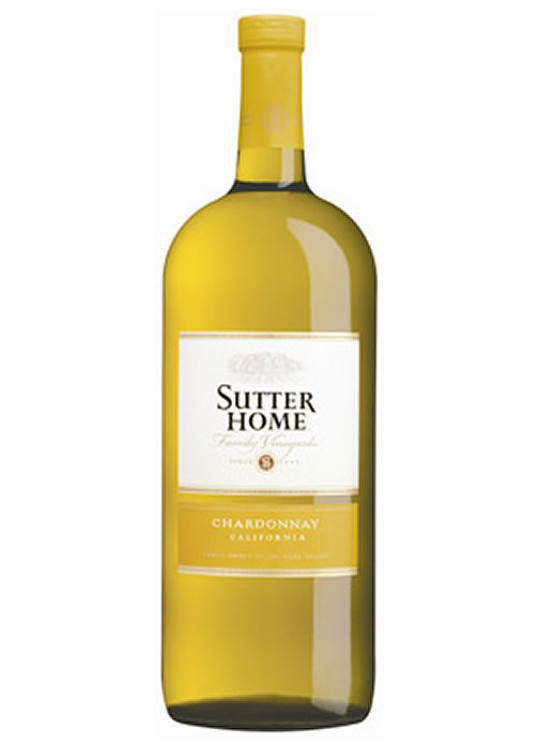 Sutter Home Chardonnay 1.5L