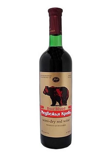 Bear Blood Semi-Dry - Liquor Barn