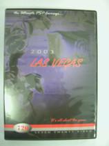 DVD - 2003 - Las Vegas.