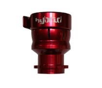 Hybrid - Headlock - Spyder - Red.