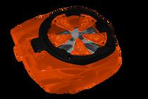 Virtue - Spire - Crown SF - Orange.