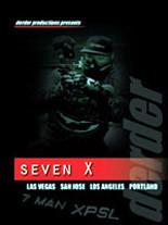 Derder - Seven X - DVD.