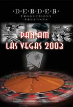 Derder - Pan Am Las Vegas - DVD.