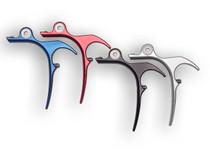 New Designz - Proto Rail - Blade Trigger - Silver.