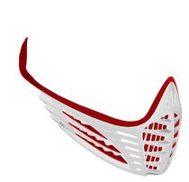 Virtue - VIO Facemask - Red/Red/White