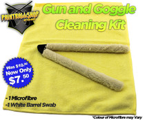 Paintballshop.com - Microfibre and Barrel Cleaning Combo