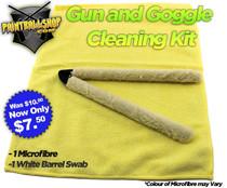 Paintballshop.com - Microfibre and Barrel Cleaning Combo