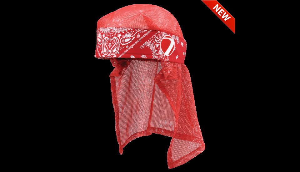 Dye - Head Wrap - Bandana - Red - Paintballshop.com