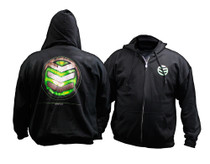 Paintball Assassin - Hoodie - Toxic