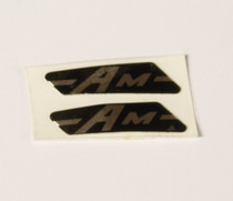 Eclipse - ETEK 3 AM - Frame Badge