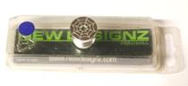 New Designz - Impulse - Hammer Cap - Silver Web