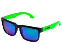 HK - Vizion Sunglasses - Electric (Blk/Grn)