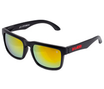 HK - Vizion Sunglasses - Stealth (Blk/Red)