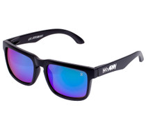 HK - Vizion Sunglasses - Midnight (Blk/Blk)