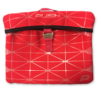 Push - Diamond Gun Bag - Red