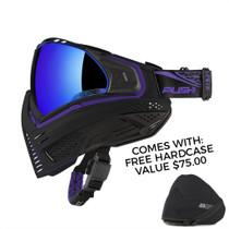 Push - Unite Goggle - Black/Purple
