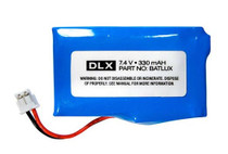DLX - Luxe ICE 1.0 Rechargeable Lithium Poly Battery