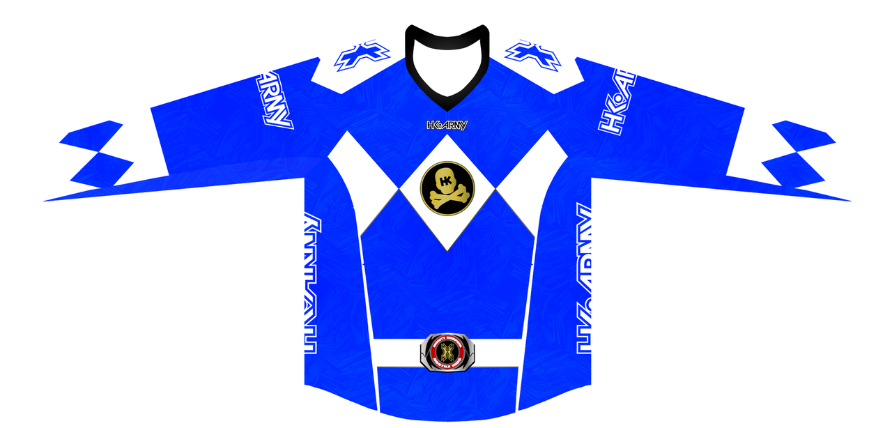 new arrival 3e1e8 1a565 HK - Halloween Jersey - HK Rangers - Blue