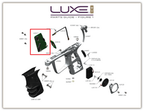 DLX - LUXE - OLED Circuit Board