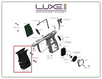 DLX - LUXE - Main Grip - Black
