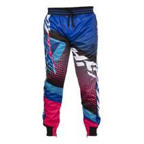 HK - Track Joggers - Retro Blue/Pink
