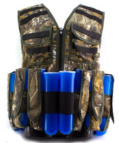 Paintballshop - TAC86 Assault Vest - Oak