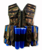 Paintballshop - TAC86 Assault Vest - Woods
