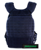XRT - TACNVT473-3 Plate Carrier - Navy