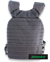 XRT - TACNVT473-3 Plate Carrier - Urban Grey