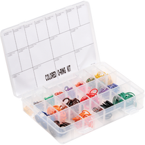Dye - Coloured Oring Repair Kit