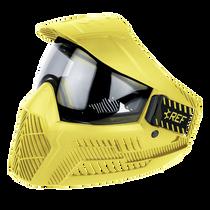 Base - GS-O Goggle - Thermal Smoke - Referee Yellow