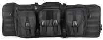XRT 385 42 inch  Waterproof double long rifle gun bag - Black