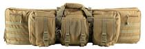 XRT 385 36 inch Waterproof double long rifle gun bag - Desert Tan