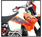 Clarke Racing Fuel Tank KTM 400/450/525EXC and 450XC (2006-2007) 4-Strokes 3.1 gal (11468)