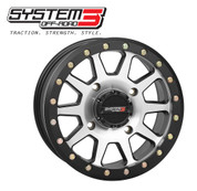 SB-3 Beadlock UTV Wheel Machined