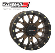 ST-3 UTV Wheel Bronze