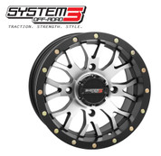 ST-3 UTV Wheel Machined
