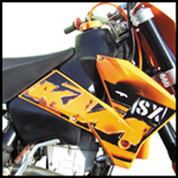 Clarke Racing Fuel Tank KTM 250 SX-F (2005-2006) AND KTM 250 XC-F/XC-FW (2007) 2.8 Gal. (11471)