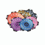 Clarke Racing Anodized Billet Gas Cap