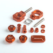 ACCESSORIES KIT BY MOJO MOTOSPORT KTM
