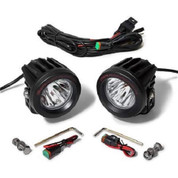 Cyclops Long Range Optimus LED Auxiliary Light - Round