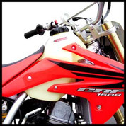 CRF150R (2007-2013) 1.7 Gallons (11489)