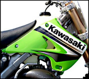 KX250 (2003-2004) KX125 (2003 only) 3.1 Gallons (11443)
