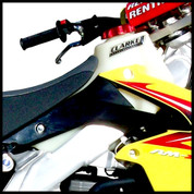 RMZ450 (2008-2011) FUEL INJECTED ONLY 2.4 Gallons (11610)