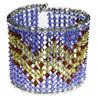 Wonder Women Swarovski Crystal Cuff Bracelet