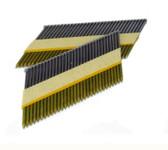 """SpotNails TD12D131HDG 3-1/4""""x.131 Clipped Hd HDG 31-34 Deg Paper Nails 2.5M"""