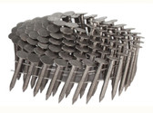"(3,600 Count) SpotNails CRN10SSR 1-1/4"" 304SS Cone Ring Dia Coil Roofing Nails"