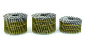 """(3,600 Count) SpotNails CW10D120R 3""""x.120 Ring Bright Coil Nails"""